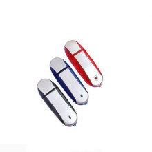 Plastic Usb Memory Stick Pen Drive Light