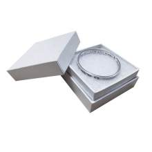 Jewelry box for bracelet  custom logo luxury paper cardboard gift boxes ring earrings bracelet necklace packing jewelry box