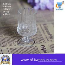 Tasse en verre de verre pour bière ou boisson Ustensiles de cuisine Kb-Jh6033