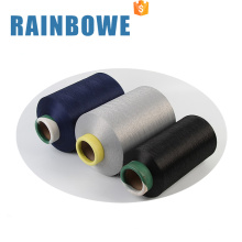 Bajo precio de alta calidad grado ACY 2075/3075/4075 100% poliéster cubierto de hilo para calcetines