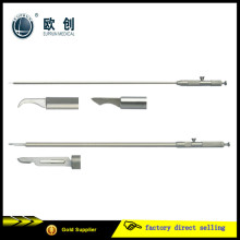 Bile Duct Knife Scalpel Fallopian Tube Cutter Bladder Cholangiotome