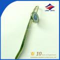 Custom metal high quality school bookmark for sale