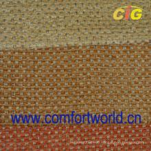 Tissu en polyester de canapé (SHSF04489)