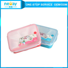 High Quality Blue and Pink Best New Arrival Japanese Lunch Box