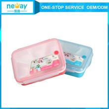 Alta Qualidade Azul e Rosa Melhor Nova Chegada Japonesa Lunch Box