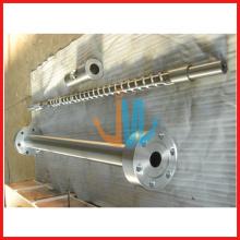 barril de tornillo bimetálico / extrusora de barril de tornillo / barril de tornillo extrusor