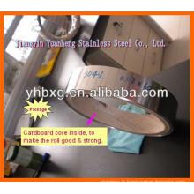 Bande d'inox 304L precison avec surface de BA