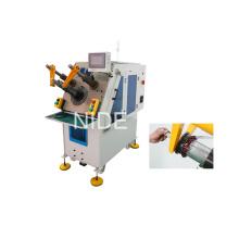 Motor de compresión automática Inserción de devanado de la bobina del estator