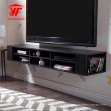Mueble de TV de montaje en pared de diseño moderno y elegante