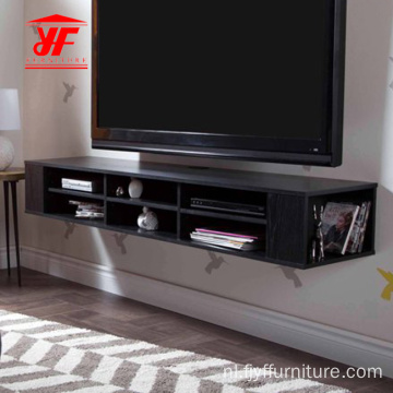 Fancy Modern ogende Designer Wall Mount TV-standaard