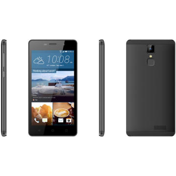 Smartphone 5.0inch Fwvga 854 * 480 Mtk 6572 1.2g CPU Android 4.4 Поддержка Bluetooth / WiFi / GPS