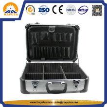 Caixa de ferramentas portátil alumínio Metal com bolsos (Ht-2229)