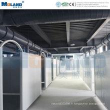 Système de purification d'air de filtre industriel