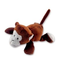 new design plush monkey dog toy