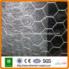 Тяжелая шестиугольная сетка из плетеной проволоки