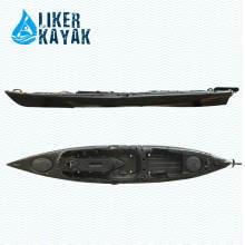 Großhandel PE Sea Fishing Kajak 4.3m Länge Design von Liker