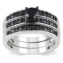 Кольцо обручального кольца оптовой продажи способа устанавливает ювелирные изделия нержавеющей стали от поставк Кита
