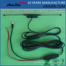 antena de alto ganho DVB-T com amplificador de 20dB com SMA Connector