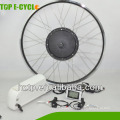 High speed 1000W hub motor electric bike conversion kit