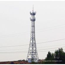 Башня передачи электроэнергии с микроволновой связью