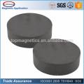 """C8 Dia 3/4 """"x 3/16"""" Fuerte plana redonda Negro Imanes de disco de ferrita Disc cerámica Imanes de refrigerador"""