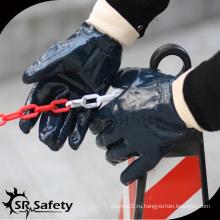 SRSAFETY Тяжелые маслостойкие рабочие перчатки