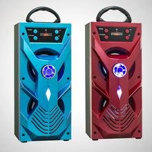 Powered Karaoke Wireless Bluetooth Speaker