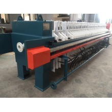 Belt press for sludge dewatering machine
