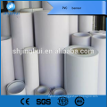 Jinghui advertisement media promotion 380g FRONTLIT AND BACKLIT PRINTING MATERIAL PVC FLEX BANNER for solvent eco solvent ink