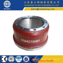 Heavy automobile brake drum 81501100108