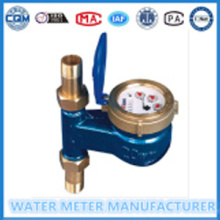 Dn15-50mm Vertical Vane Rueda Watermeter