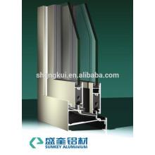 828 Sliding Window Aluminum Profiles Aluminum Extrusions