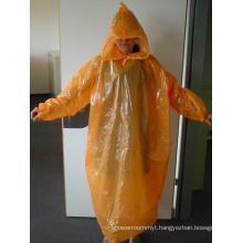 Waterproof Disposable Emergency Best Travel Raincoat