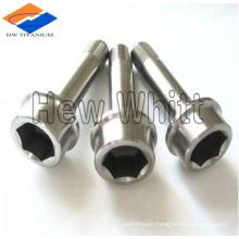 high quality hex socket flange bolts