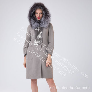 Vinterhatt Spanien Merino Shearling Coat For Women