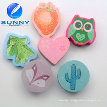 High Quality Eraser with Different Shapes