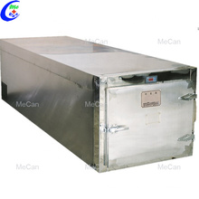 Mortuary equipment cooler mortuary  body freezer