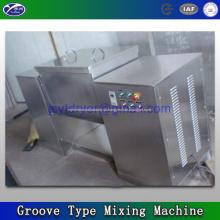 Máquina de mistura tipo ranhura