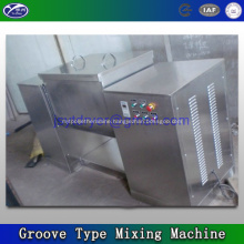 Groove Type Mixing Machine