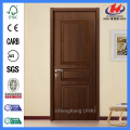 JHK-M03 Natural Ash Custom Embossed HDF Wood Door  Design