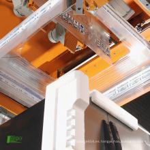 Precio de venta al por mayor de calidad de fabricación china Película de envases de plástico