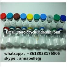 Péptidos originales de alta pureza 99% Dermorphin / Hyp-6 para depresivo y analgésico