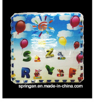 Tapete EVA: Frutas letras Mosaic EVA Mat 6pcs Brinquedos
