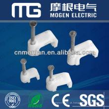 Fornecimento de fábrica PE 12mm suporte do cabo de fio elétrico