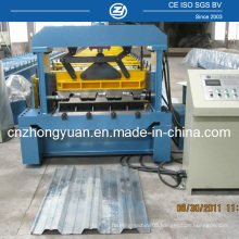High Accuracy Floor Decking Roll Forming Machine