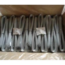 U Tipo de alambre y alambre galvanizado recto y cortado