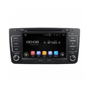 Skoda Octavia 2012 Android Car DVD Player