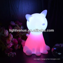 BSCI certified manufactuer New Concept RGB Color Changing Night Light