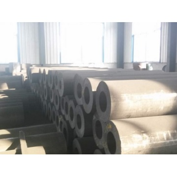Acid and alkali graphite electrode
