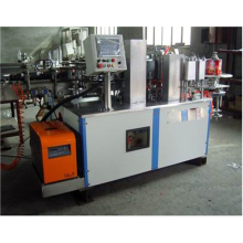 Máquina de etiquetas quente da colagem do derretimento para a garrafa plástica